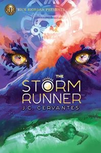 The Storm Runner Cover